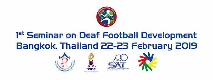 1st Seminar on Deaf Football Development